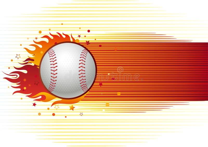baseballa sport ilustracji