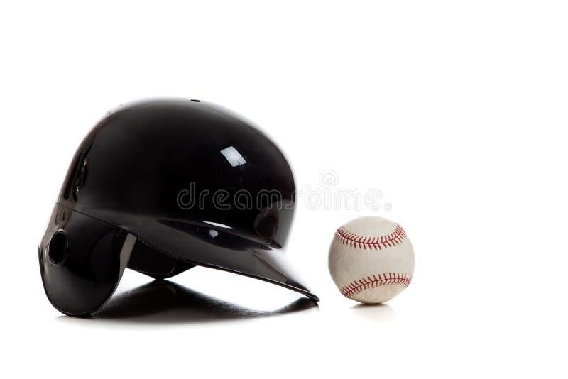 baseballbluehjälm arkivfoton