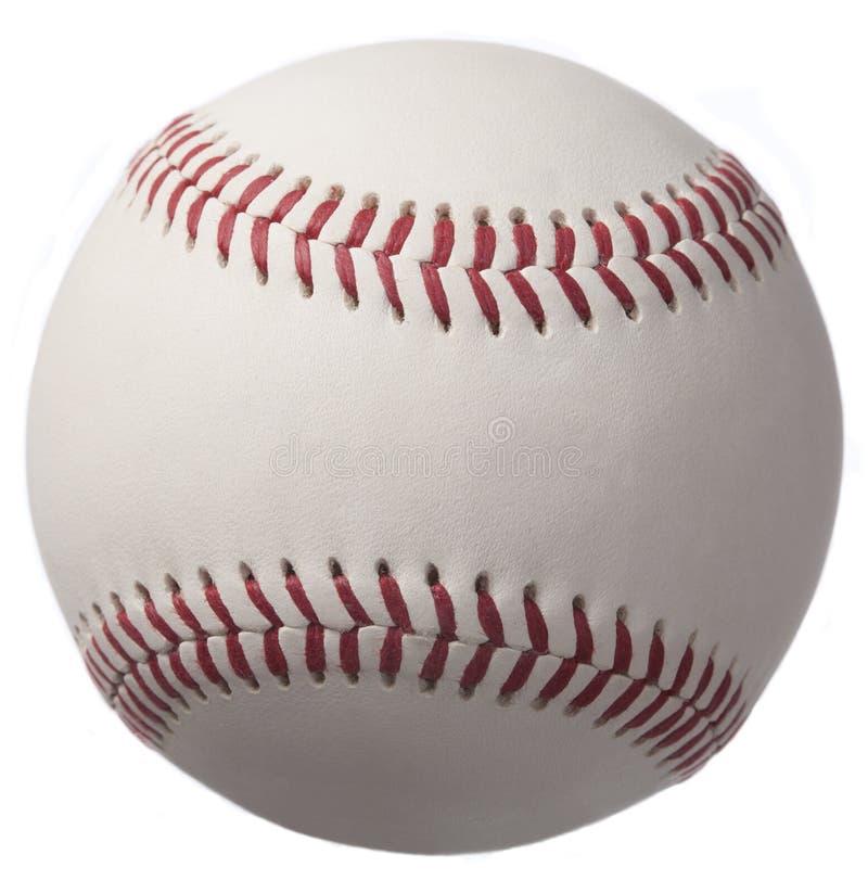 Baseballboll arkivbild