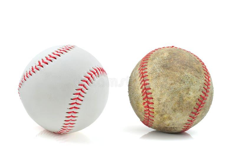Baseballe obraz royalty free
