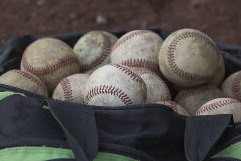 baseballe zdjęcie royalty free