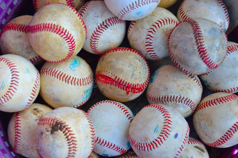 baseballe obrazy royalty free