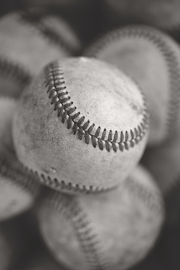 baseballe zdjęcia stock