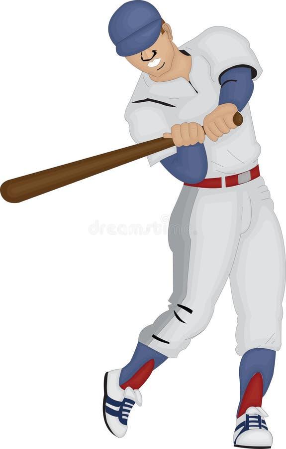 Baseballer stockfotos