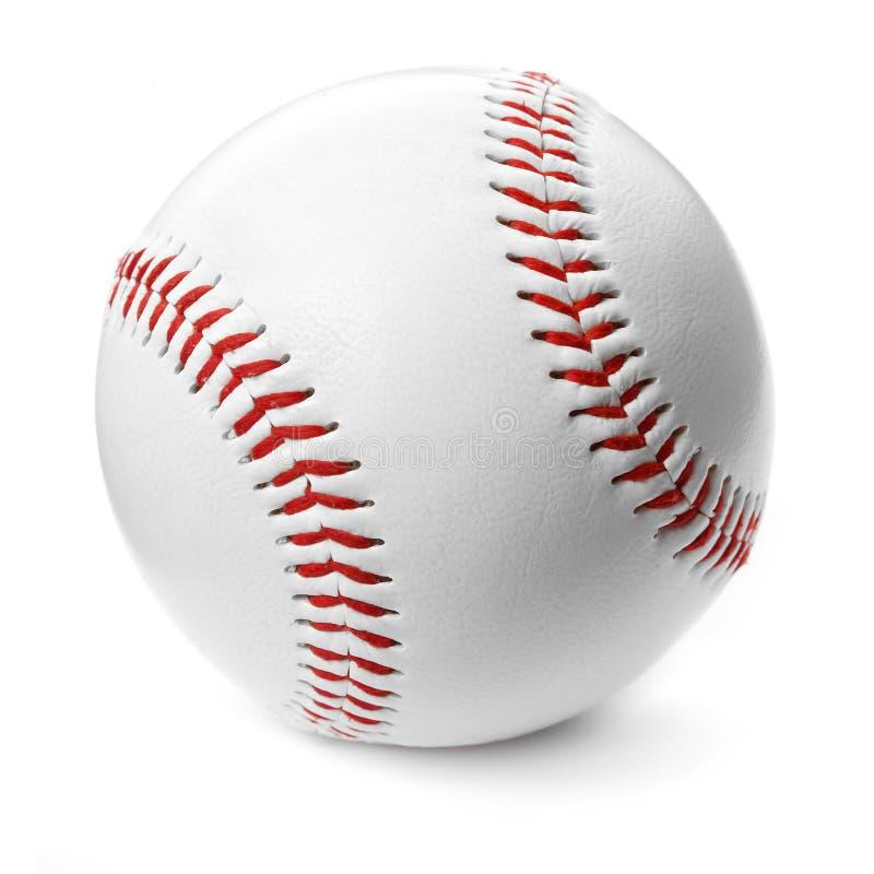 Baseballkugel lizenzfreies stockbild