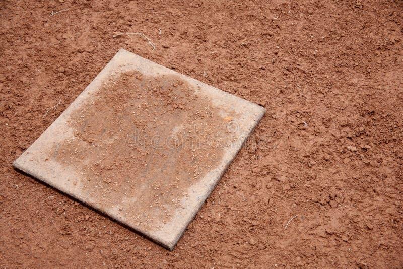 baseballlerafält arkivbild