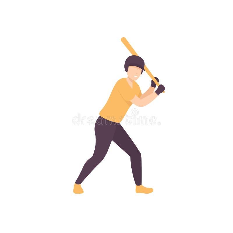 Baseballmantecken som isoleras på vit bakgrund arkivfoto