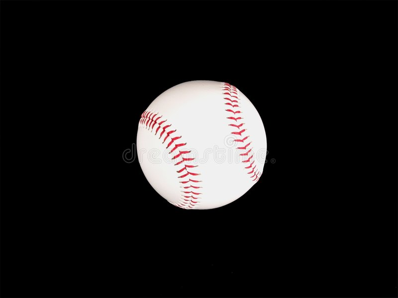 baseballsoftball arkivbilder