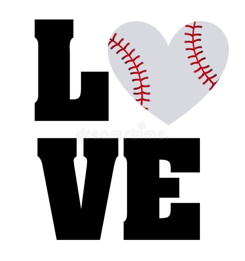 Baseballsport vektor abbildung