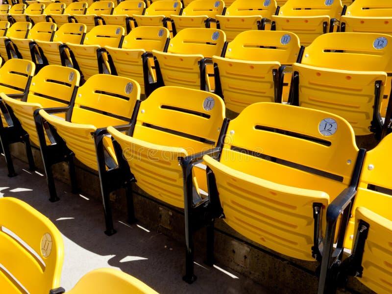 baseballstadion arkivbilder
