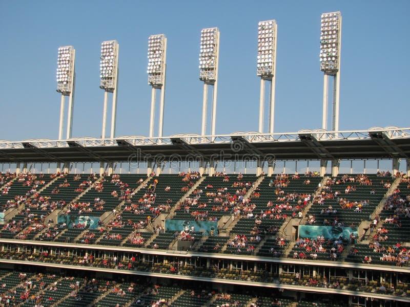 Basebol em América foto de stock royalty free
