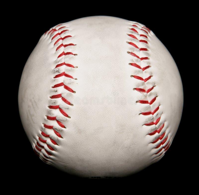 Basebol usado imagem de stock