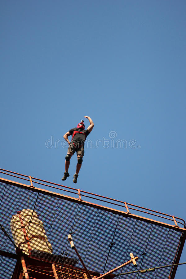 Basejumper fotos de stock royalty free