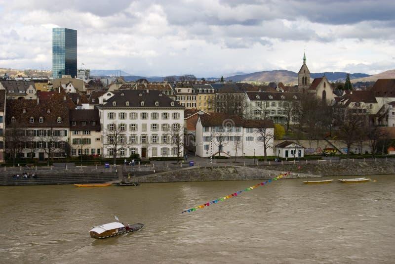 Basel lizenzfreie stockbilder