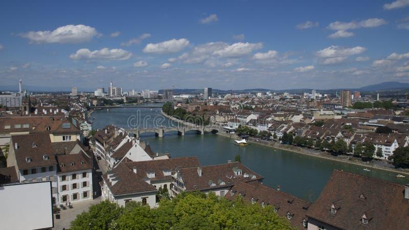 Basel, Szwajcaria zdjęcia royalty free