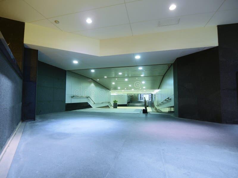 Basement and walkway royalty free stock photography
