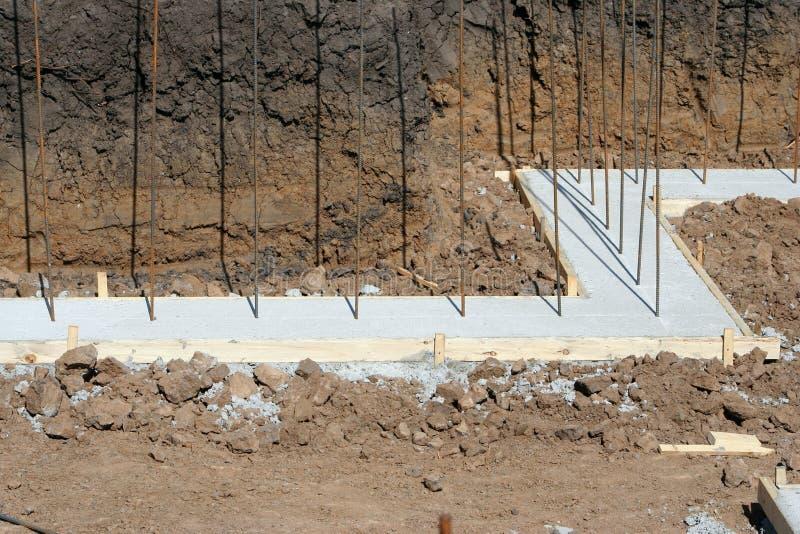 Elegant Download Basement Wall Footing Stock Image. Image Of Wood, Grade   42349395