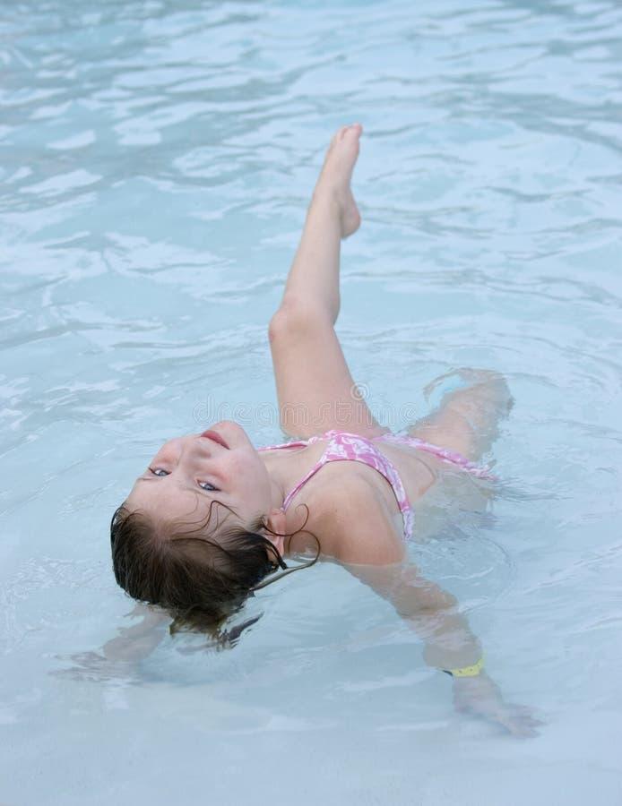 basen ćwiczyć fotografia stock