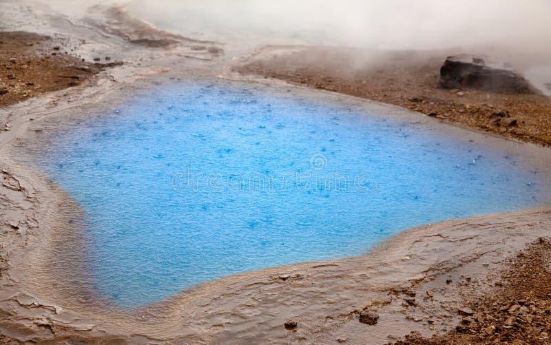 basen błękitny jaskrawy woda fotografia royalty free