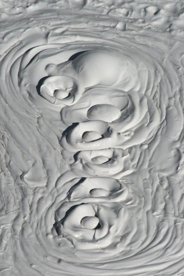 basen błoto. zdjęcia stock