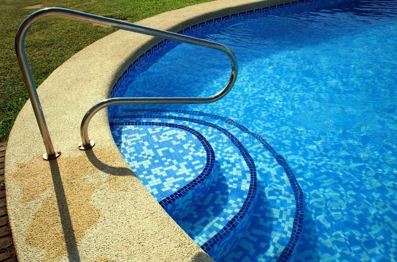 basen opływa obraz royalty free