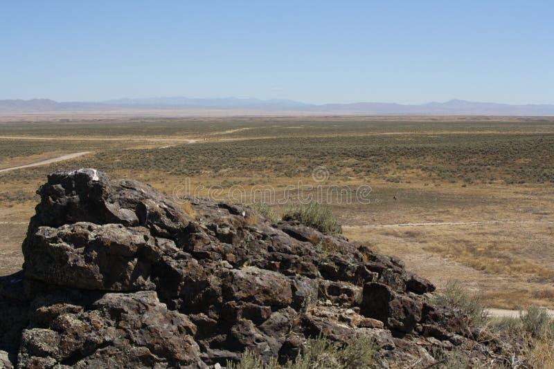 basen pustynny wielki ii zdjęcie royalty free
