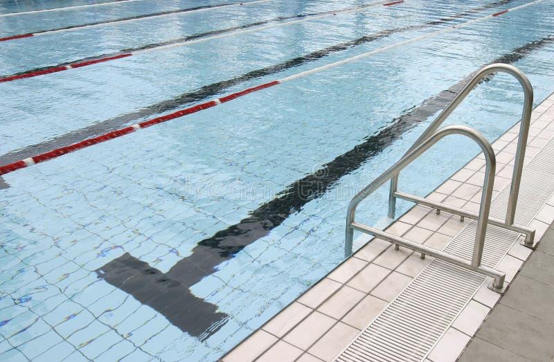 basenu (1) dopłynięcie zdjęcie stock