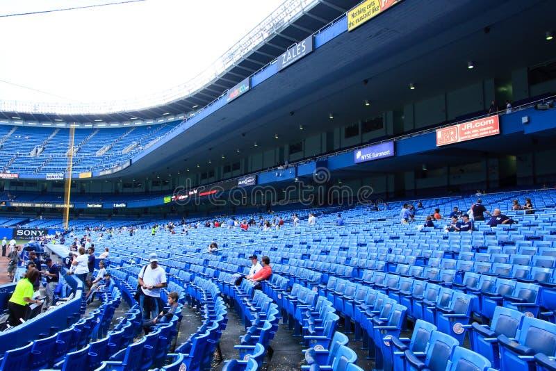 baserad stadionyankeen för den första sidan royaltyfria foton