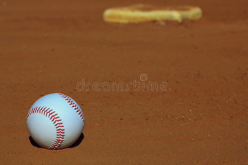 Download On the Bases stock photo. Image of dirt, baseball, sport - 17130068