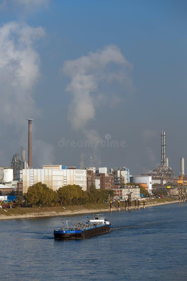 BASF Ludwigshafen royalty-vrije stock fotografie