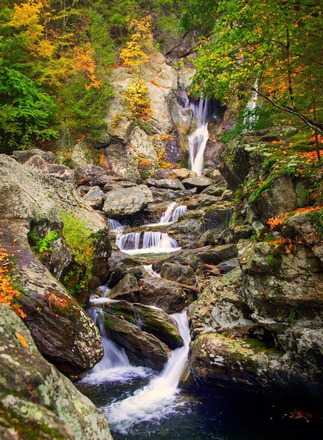 Free Bash Bish Falls In Berkshires Stock Photography - 16389262