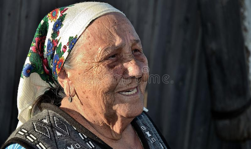 Bashkortostan-Frau 1 stockfoto