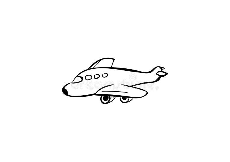Plane Draw Stock Illustrations 2 596 Plane Draw Stock
