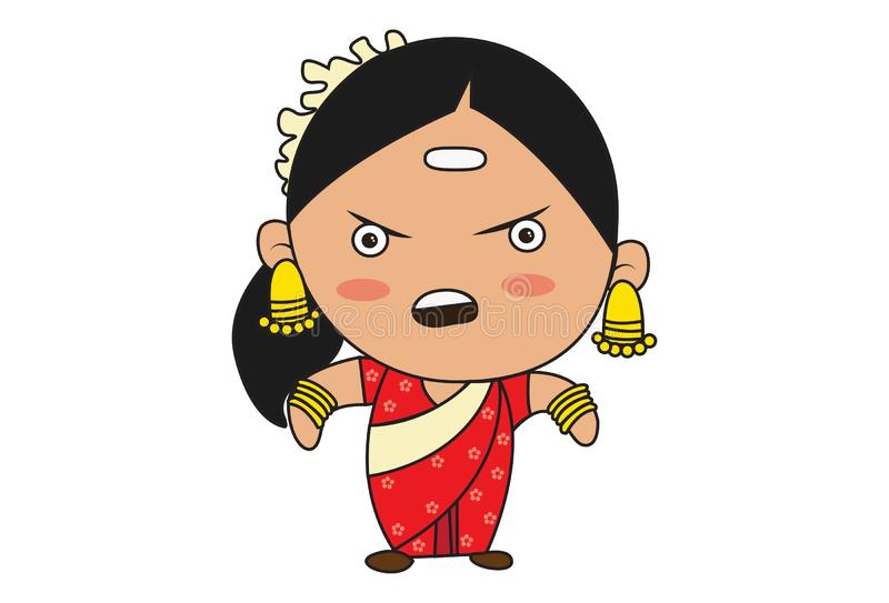 South Indian Woman Stock Illustrations 458 South Indian Woman Stock Illustrations Vectors Clipart Dreamstime