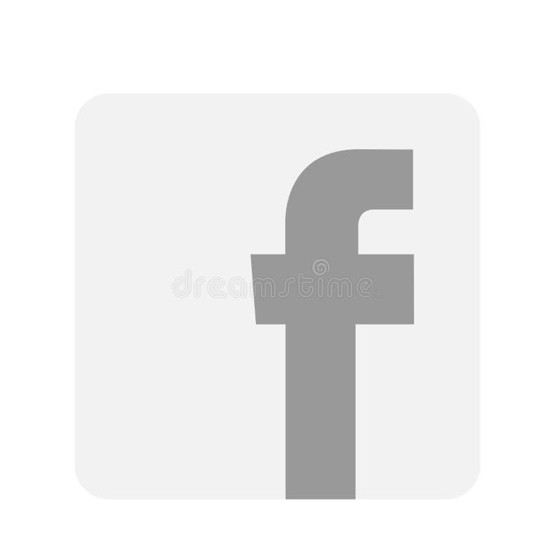Facebook Logo Follow Stock Illustrations 1 212 Facebook Logo