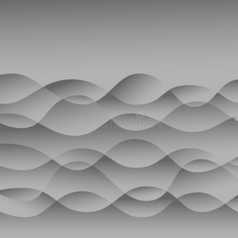 Abstract background. Monochrome Vector illustration. stock photos