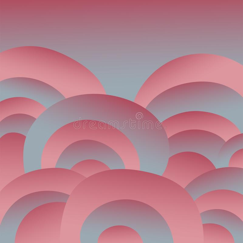 Abstract background. Ð¡olorful Vector illustration. royalty free stock photos
