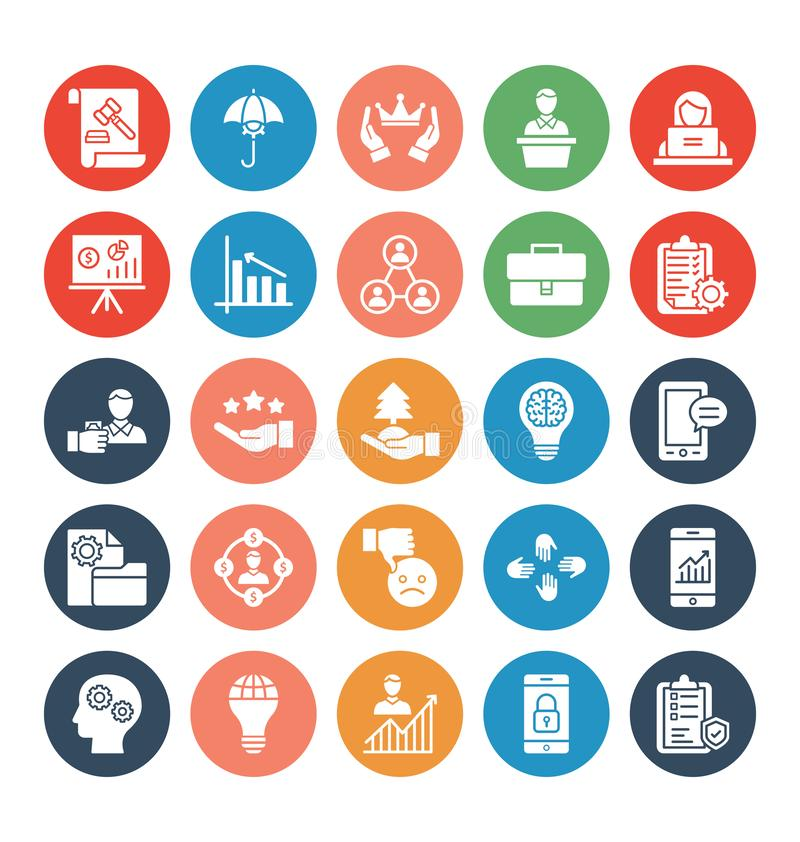 Business Trade Vector Icon editable  Business Trade Vector Icon editable stock illustration