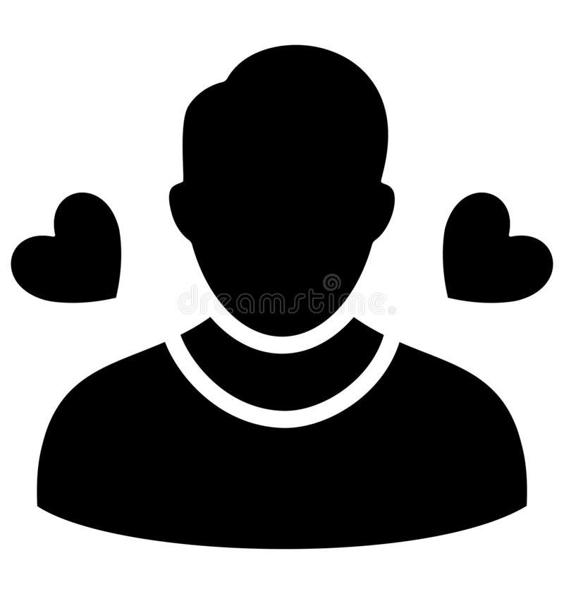 Feeling loved Isolated Vector Icon which can easily modify or edit Feeling loved Isolated Vector Icon which can easily modify or. Feeling loved Isolated Vector stock illustration