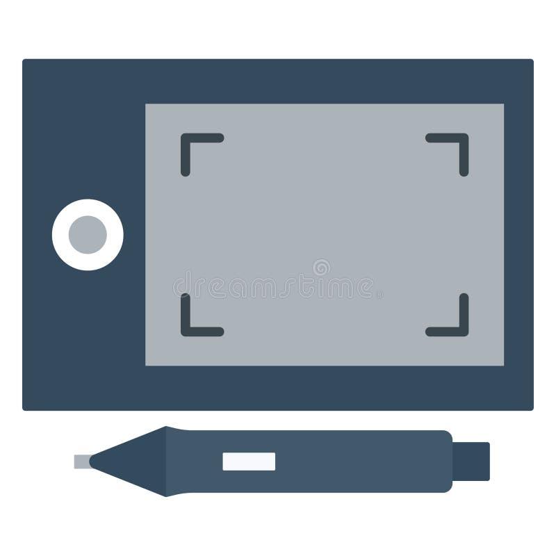 Digital artboard Isolated Vector Illustration Icon editable vector illustration