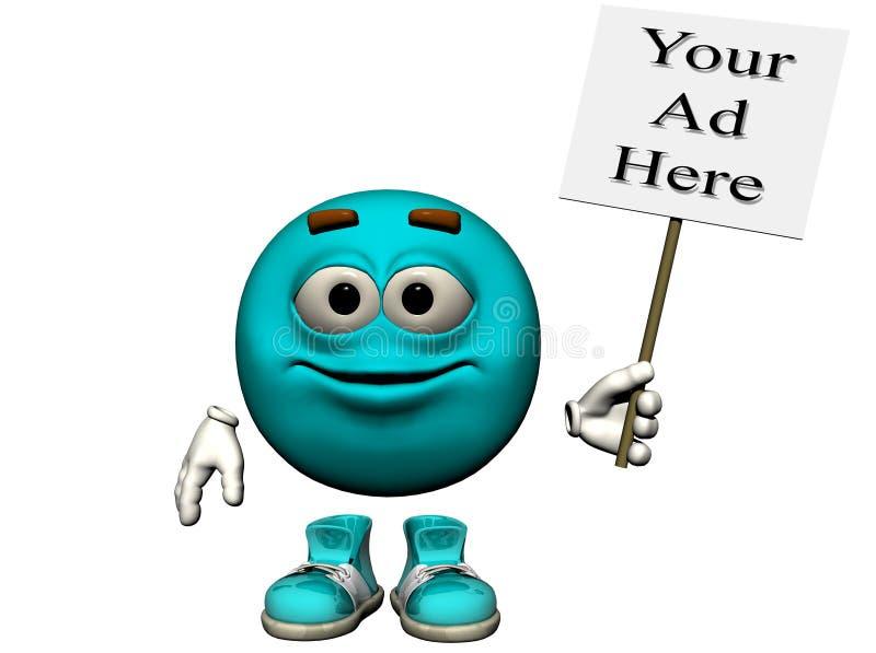 Download Basic Turquoise Sign Stock Photo - Image: 2088380