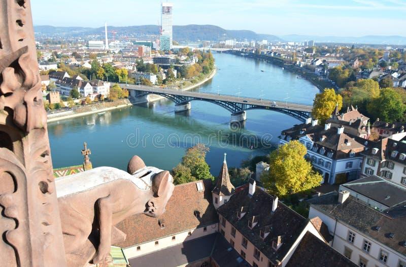 Basilea, Suiza fotos de archivo libres de regalías