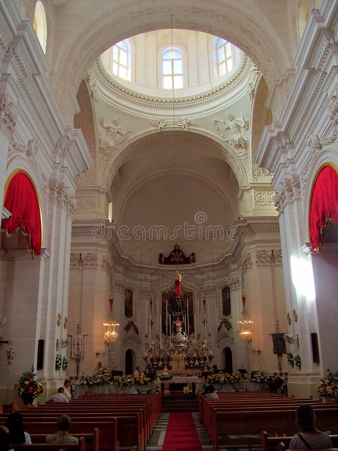 Basilica immagine stock libera da diritti