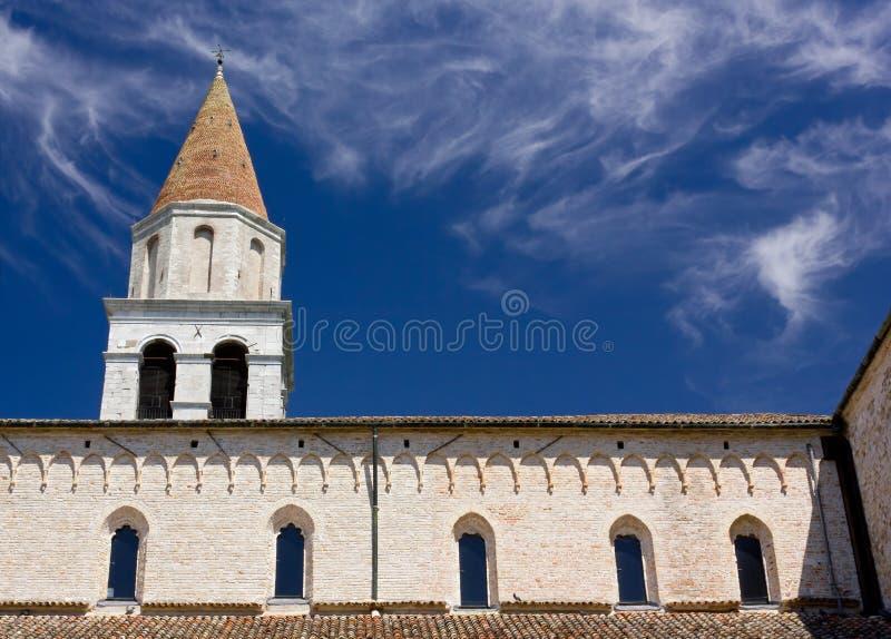 Basilica Of Aquileia Stock Image