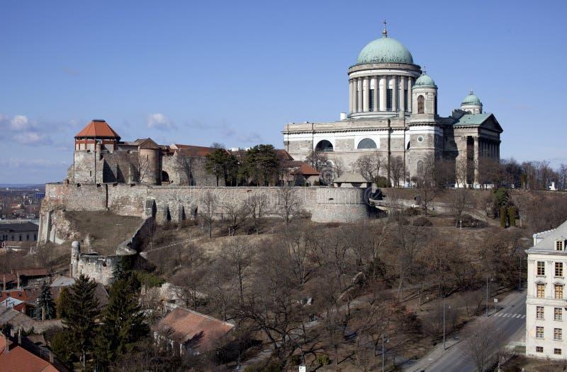 Download Basilica av Esztergom arkivfoto. Bild av hungary, europa - 27286138