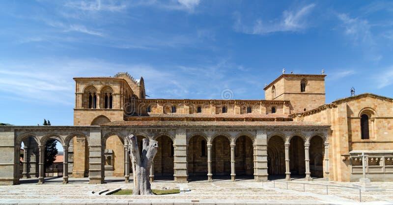 Download Basilica. Avila stock image. Image of avila, arches, temple - 31737439