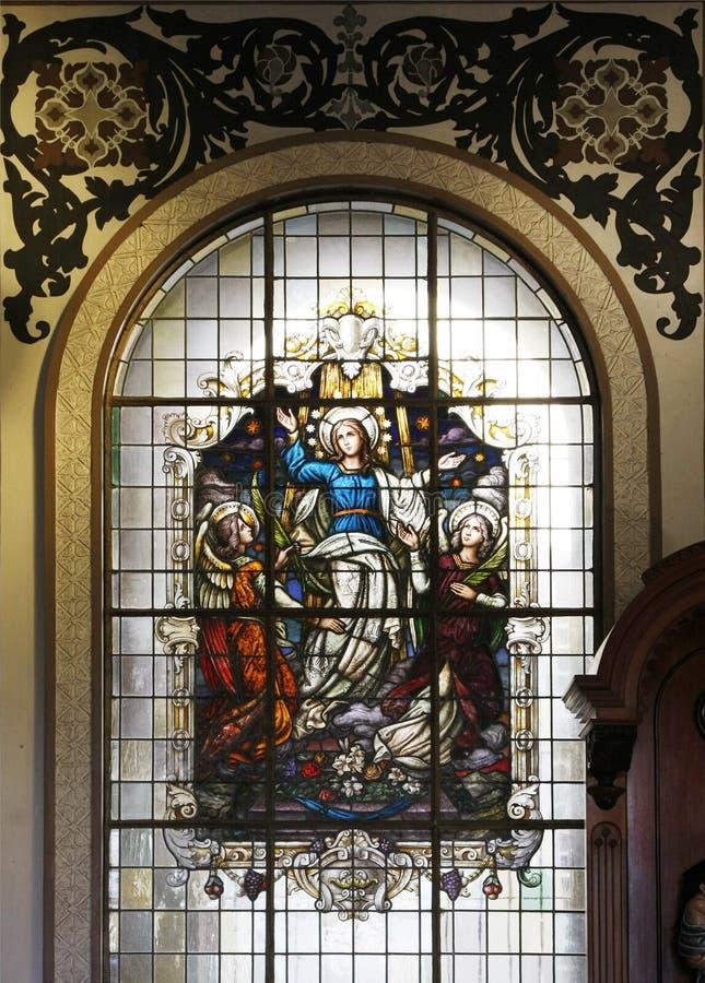 Download The Basilica De Nuestra Senora De Los Angeles (CR) Stock Image - Image of architecture, jesus: 5997915