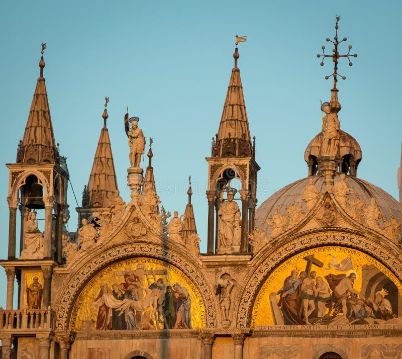 Basilica del contrassegno della st immagini stock