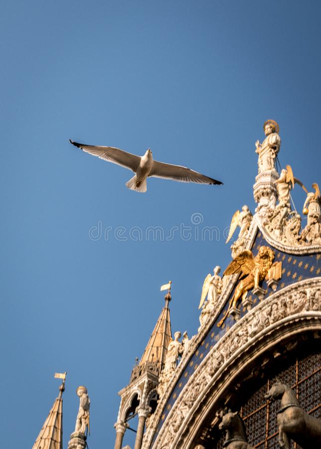 Basilica del San Marco fotografia stock