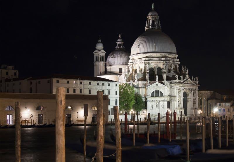 basilica della di玛丽亚致敬圣诞老人 免版税库存图片